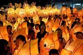 La plus grande fête des lanternes de la mi-automne à Binh Thuân