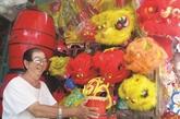 Fête de la mi-automne: vitalité des jouets traditionnels
