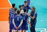 Volley: les Français à la reconquête de l'Europe