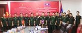 Vietnam et Laos accélèrent la coopération dans la gestion des frontières