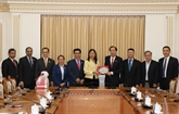 Promotion de la coopération entre la mégapole du Sud et la Malaisie
