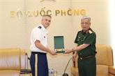Intensification de la coopération entre le Vietnam et les États-Unis dans la défense