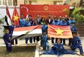 Potentiel de coopération entre le Vietnam et lÉgypte