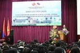 Échange d'amitié Vietnam - Arménie à Hanoï