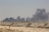 La production de pétrole fortement réduite après une attaque de drones