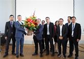 Le Réseau d'innovation et de créativité Vietnam - Allemagne voir le jour