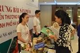 Promotion des produits agricoles sains de Hanoï