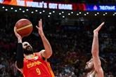 Mondial de basket : les Espagnols champions 13 ans après