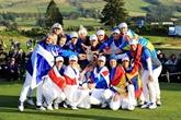 Golf : l'Europe bat les États-Unis au finish et remporte la Solheim Cup