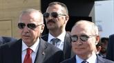 Syrie : Erdogan accueille Poutine et Rohani pour un sommet tripartite
