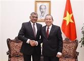 Le partenariat stratégique Vietnam - Singapour au beau fixe