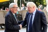 Johnson ne peut pas convaincre l'UE et se dispense de conférence de presse