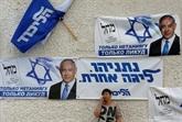 Israël : dernier tour de micro pour les candidats avant le