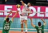 Euro de volley : les Français impressionnent contre la Bulgarie pour leur premier test