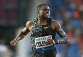 Mondiaux d'athlétisme : les USA avec 141 athlètes dont huit champions en titre et Coleman