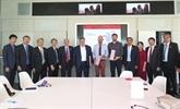 Une délégation de Hô Chi Minh-Ville en visite de travail dans la Métropole de Lyon