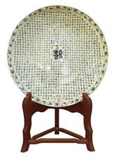 Une plaque en céramique de Chu Dâu remporte le record du monde Guinness