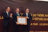 Promouvoir la coopération entre Hanoï et les localités françaises