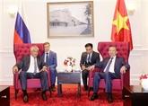 Dynamiser la coopération Vietnam - Russie