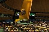 Ouverture de la 74e session de l'Assemblée générale de l'ONU