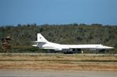 Deux bombardiers stratégiques russes Tu-160 patrouillent en mer Baltique