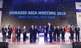 Binh Duong continue d'organiser le forum Horasis Asia Meeting 2019
