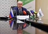 Dopage: le chef de Rusada réitère ses critiques contre l'athlétisme russe