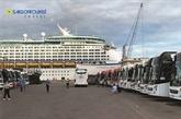 Saigontourist accueille 3.000 croisiéristes du Voyager of the Seas