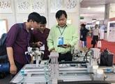 Ouverture d'une série d'expositions sur l'électricité et l'imprimerie à Hô Chi Minh-Ville