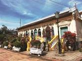 L'ancienne maison de Binh Thuy, destination de choix des touristes
