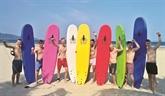 Dà Nang surfe sur la vague des sports nautiques
