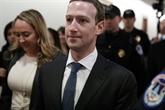 M. Zuckerberg vient à Washington parler régulation