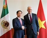 La 5e consultation politique entre les ministères des Affaires étrangèresVietnam - Mexique