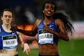 Athlétisme: l'Ethiopienne Genzebe Dibaba déclare forfait pour les Mondiaux