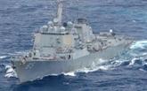 Une commission du Sénat américain dénonce les menées agressives chinoises en Mer Orientale