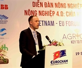 Forum sur l'agriculture durable Vietnam - Europe à Hanoï
