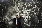 Cinéma: l'artiste JR rejoint l'école du collectif Kourtrajmé en Seine-Saint-Denis