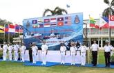 Le Vietnam participe aux manœuvres navales ASEAN - États-Unis en Thaïlande