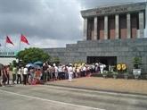 Fête nationale: de nombreux touristes affluent vers Hanoï et Hô Chi Minh-Ville