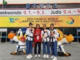 Le taekwondo vietnamien remporte la première médaille d'or