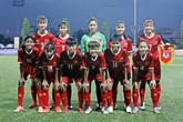 Le tournoi international de football féminine U15 commence à Hanoï