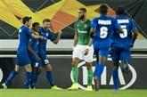 Ligue Europa : Rennes accroché, Saint-Étienne noyé