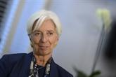 Lagarde délivre un satisfecit des mesures de relance en France