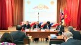 La diplomatie populaire volorisent les relations Vietnam - Russie
