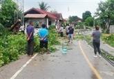 Thaïlande : des crues ont fait 34 morts