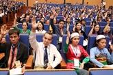 IXe Congrès national du Front de la Patrie : points de vue des délégués