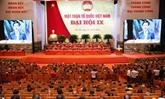 Clôture du IXe Congrès du Front de la Patrie du Vietnam