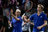 Laver Cup de tennis : l'Europe en tête après le premier jour 3-1