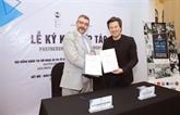 Musique : signature d'une coopération pour améliorer les normes de formation au Vietnam