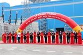 La centrale thermique Vinh Tân 4 inaugurée à Binh Thuân